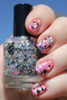 Swatch courtesy of Monster Polish | GIRLY BITS COSMETICS Jini Goes Indie!