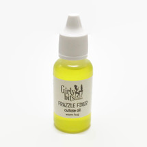 Frazzle Fixer - plastic bottle with dropper lid | GIRLY BITS COSMETICS