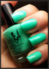 Swatch courtesy of The Polished Cricket | GIRLY BITS COSMETICS Mint To Be