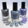 Fall 2013 Collection: Inspired by Saturday Night Live | GIRLY BITS COSMETICS (l to r) D!ck In A Box, More Cowbell, Well Isn't That Special