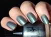 Swatch courtesy of Nail Polish Wars | GIRLY BITS COSMETICS D!ck In A Box
