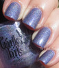 Swatch courtesy of The PolishAholic | GIRLY BITS COSMETICS Well Isn't That Special