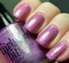 Swatch courtesy of Pointless Cafe | GIRLY BITS COSMETICS Bird Is The Word