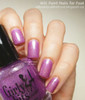 Swatch courtesy of Will Paint Nails for Food | GIRLY BITS COSMETICS Bird Is The Word