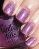 Swatch courtesy of The PolishAholic | GIRLY BITS COSMETICS Bird Is The Word