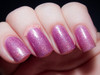 Swatch courtesy of Chalkboard Nails | GIRLY BITS COSMETICS Bird Is The Word
