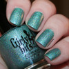 Swatch by The Girlie Tomboy | GIRLY BITS COSMETICS Get Weaponized