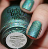 Swatch by The Girlie Tomboy (IG @girlietomboynails) | GIRLY BITS COSMETICS Get Weaponized
