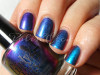 Swatch courtesy of Polish Etc. | GIRLY BITS COSMETICS Wave the Sails