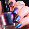Swatch courtesy of Manic Talons | GIRLY BITS COSMETICS Wave the Sails