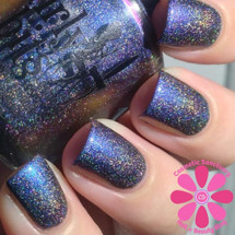 Swatch courtesy of Cosmetic Sanctuary | GIRLY BITS COSMETICS Go and Shake a Tower