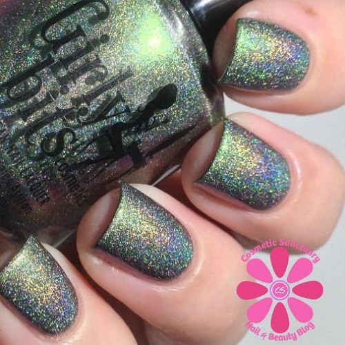 Swatch courtesy of Cosmetic Sanctuary | GIRLY BITS COSMETICS Lack of Pies