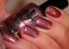 Swatch by Set it Lacquer   GIRLY BITS COSMETICS Auld Langs Wyne