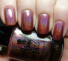 Swatch by Pointless Cafe   GIRLY BITS COSMETICS Auld Langs Wyne