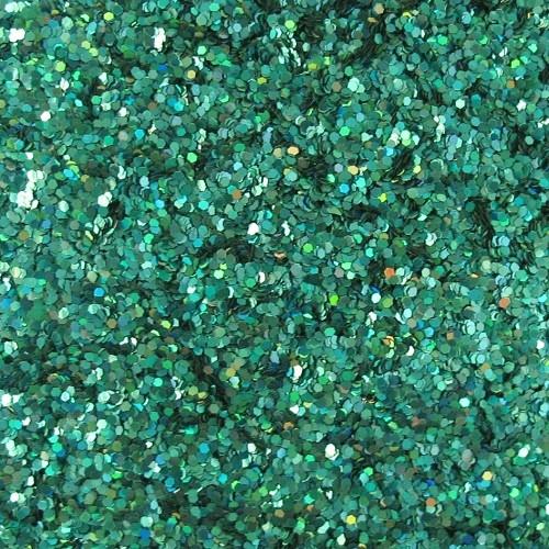 Caribbean Ocean Glitter .040 Hexagon | GIRLY BITS COSMETICS