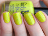 Swatch courtesy of Globe and Nail | GIRLY BITS COSMETICS Supersonic