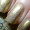 Swatch courtesy of Pointless Cafe | GIRLY BITS COSMETICS Walk Like An Egyptian