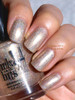 Swatch courtesy of The Happy Sloths | GIRLY BITS COSMETICS Walk Like An Egyptian