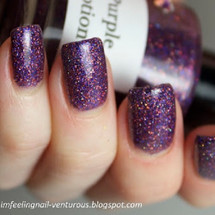 Purple Potion by Girly Bits Cosmetics
