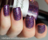 Swatch courtesy of I'm Feeling Nail-Venturous | GIRLY BITS COSMETICS Purple Potion