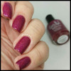 Swatch courtesy of INSTAGRAM: @honeybee_nails   GIRLY BITS COSMETICS Too Hot For Pants