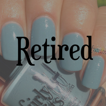 Swatch courtesy of My Nail Polish Obsession | GIRLY BITS COSMETICS Stormy Skies