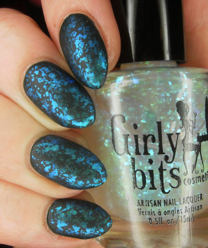 Swatch courtesy of Special Girl Nails | GIRLY BITS COSMETICS Refresh! Refresh! Refresh!