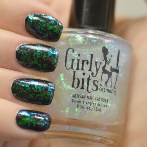 Swatch courtesy of Lipstick and Lullabies | GIRLY BITS COSMETICS What Low Buy?