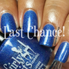 Swatch courtesy of Amanda Loves Polish | GIRLY BITS COSMETICS Winter Sanctuary