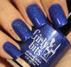 Swatch courtesy of The Jedi Wife | GIRLY BITS COSMETICS Winter Sanctuary