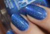 Swatch courtesy of Lacquerstyle | GIRLY BITS COSMETICS Winter Sanctuary
