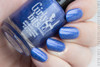 Swatch courtesy of Very Emily | GIRLY BITS COSMETICS Winter Sanctuary