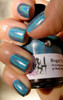 Swatch courtesy of The Polished Cricket | GIRLY BITS COSMETICS Roger That