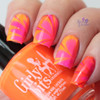 Swatch courtesy of Set In Lacquer | GIRLY BITS COSMETICS Thump Your Melons