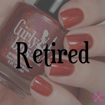 Swatch courtesy of Cosmetic Sanctuary | GIRLY BITS COSMETICS It Was The Fireball