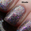 Swatch courtesy of Pointless Cafe | GIRLY BITS COSMETICS Witch, I'm Fabulous!