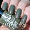 Swatch courtesy of Pointless Cafe | GIRLY BITS COSMETICS Dead Man's Toe