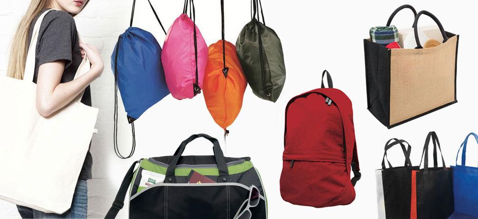 Plain Bags | Organic Bamboo | Promotional Bag