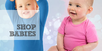 Shop for baby clothes at Blank Clothing