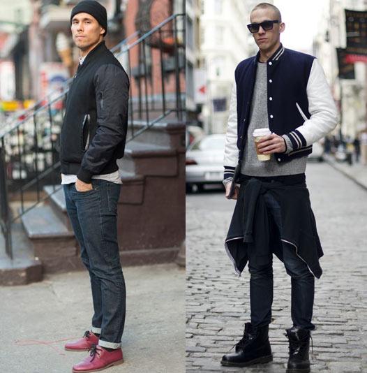 The Varsity Jacket Trend Blank Clothing