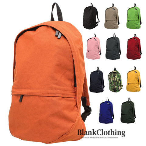 wholesale plain 100% chino backpacks online