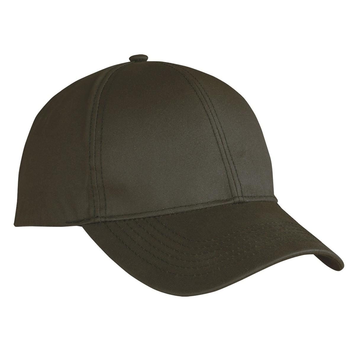 Oilskin Structured Baseball Cap c601bb6e72d