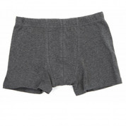 underwear | boy trunks | grey