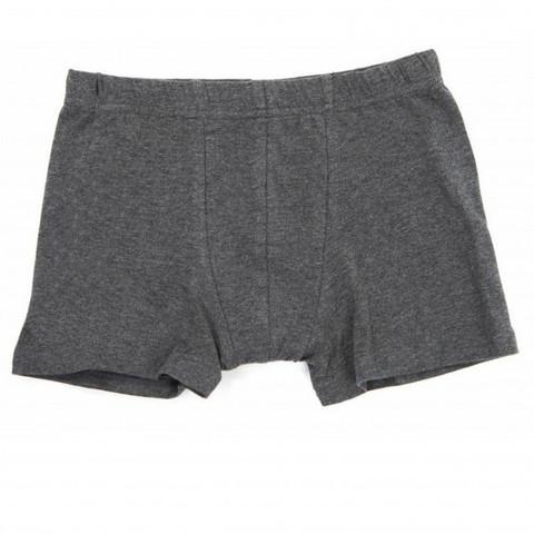 underwear | boy trunks | grey