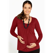 PETAL | Stretch Maternity Nursing Top