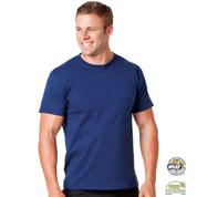 BEEFY® Mens Blank Tshirts |  Navy Blue