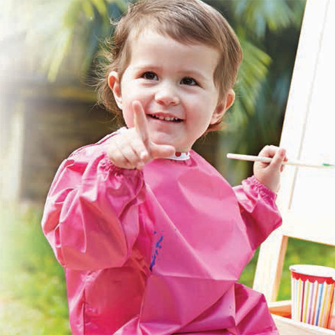 POLLOCK | kids waterproof painting aprons