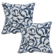 Outdoor Sunbrella Throw Cushions | Set of 2