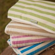 organic baby blanket or baby towel