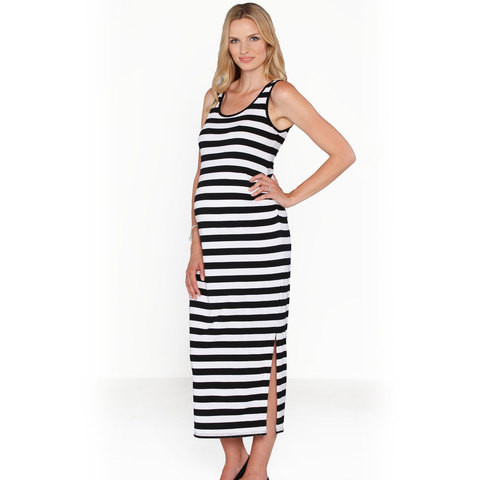 buy online maternity maxi dress